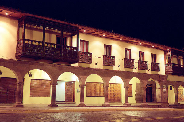 Peru hotels and booking casa andina classic cusco for Hotel casa andina classic plaza cusco