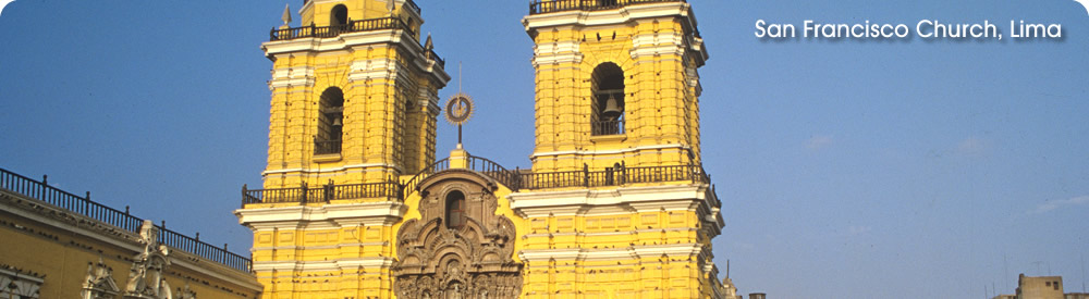 Lima Peru Info About General Historical Overlook Attractionore Perurooms