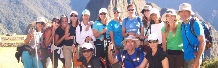 Inca Trail to Machu Picchu 4 days / 3 nights